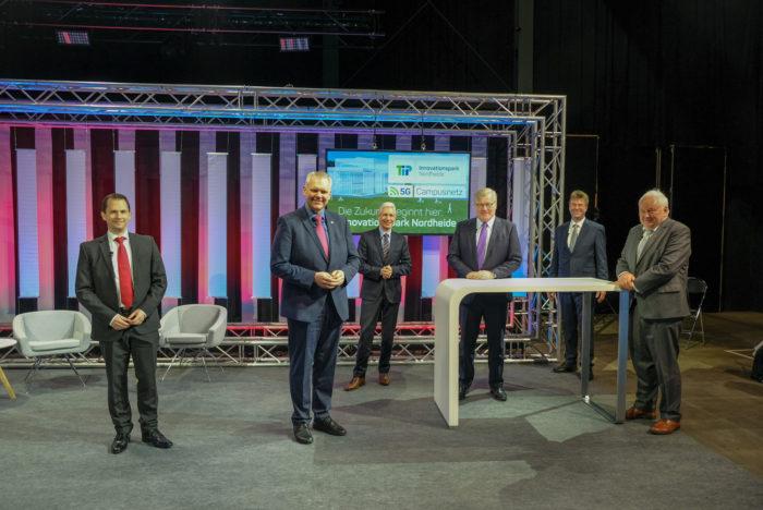 TIP Innovationspark auf dem Weg zum ersten öffentlichen Reallabor für 5G-Anwendungen in der Metropolregion Hamburg