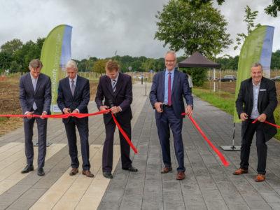 """TIP Innovationspark Nordheide feierlich eröffnet: """"Ein wegweisendes Projekt"""""""
